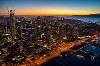 San Francisco, The City & The Bay