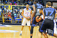 Sharrod Ford - 14.03.2015 - Paris Levallois / Rouen - 22eme journee de Pro A<br /> Photo : Anthony Dibon / Icon Sport