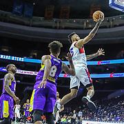 NBA G-LEAGUE BASKETBALL 2017 - DEC 19 - Delaware 87ers defeats South bay Lakers 127-123