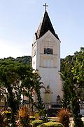 Domingos Martins_ES, Brasil...Igreja Evangelica de Confissao Luterana, construida em 1866...A Evangelical Lutheran church, built in 1866...Foto: LEO DRUMOND / NITRO