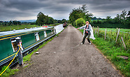 Narrowboat holiday - small set (68 pictures)