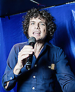 Times journalist Will Hodgkinson  at the Karaoke Box, Soho December 4th  2015<br /> <br /> Photos Ki Price