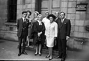 26/07/1967<br /> 07/26/1967<br /> 26 July 1967<br /> Calls to the Bar at the Four Courts, Dublin.