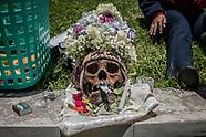 Bolivia's Fiesta of Skulls: Fiesta de las Ñatitas  & Todos Los Santos.