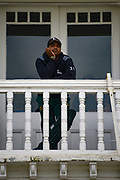 Samit Patel on the occasion of his testimonial match in the Royal London 1 Day Cup match between Nottinghamshire County Cricket Club and Durham County Cricket Club at Trent Bridge, West Bridgford, United Kingdom on 11 May 2017. Photo by Simon Trafford.