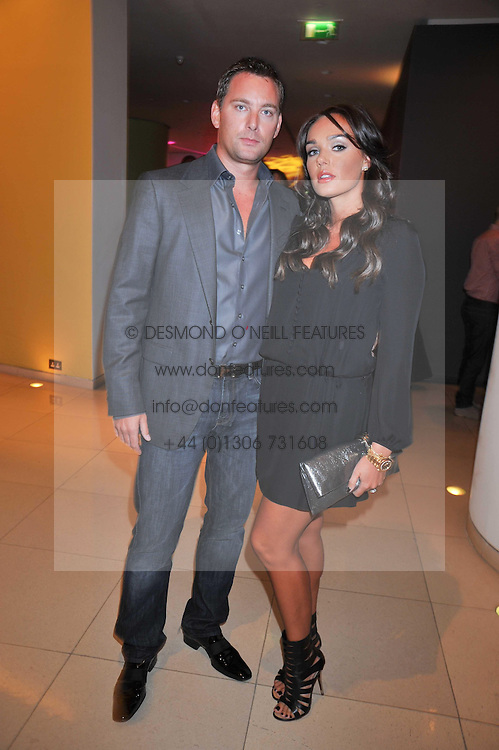 TAMARA ECCLESTONE and ROBERT MONTAGUE at the St.Martins Lane Hotel 10th year bash held on 9th September 2009.