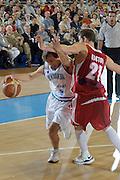 DESCRIZIONE : Torino Qualificazione Eurobasket 2009 Italia Bulgaria<br /> GIOCATORE : Giuseppe Poeta<br /> SQUADRA : Nazionale Italia Uomini<br /> EVENTO : Raduno Collegiale Nazionale Maschile <br /> GARA : Italia Bulgaria Italy Bulgaria<br /> DATA : 17/09/2008 <br /> CATEGORIA : Penetrazione<br /> SPORT : Pallacanestro <br /> AUTORE : Agenzia Ciamillo-Castoria/G. Ciamillo <br /> Galleria : Fip Nazionali 2008<br /> Fotonotizia : Torino Qualificazione Eurobasket 2009 Italia Bulgaria<br /> Predefinita :