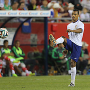 Nani, Portugal, in action during the Portugal V Mexico International Friendly match in preparation for the 2014 FIFA World Cup in Brazil. Gillette Stadium, Boston (Foxborough), Massachusetts, USA. 6th June 2014. Photo Tim Clayton