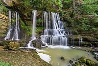 Cascade du Verneau, Frankreich