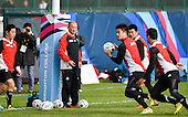 Japan Training Session 170915