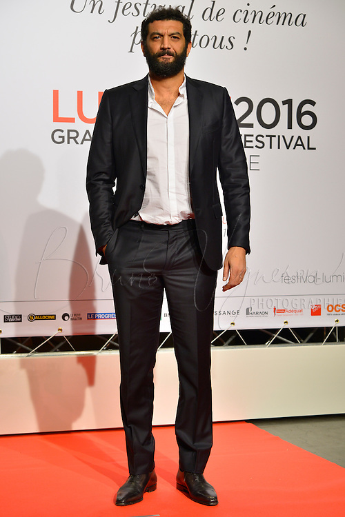 Ramzi Bedia<br /> Lyon 8 oct 2016 - Festival Lumi&egrave;re 2016 - C&eacute;r&eacute;monie d&rsquo;Ouverture<br /> 8th Film Festival Lumiere In Lyon : Opening Ceremony