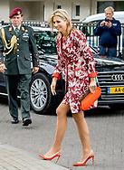 Oisterwijk, 08-06-2017 <br /> <br /> Queen Maxima visit Tobroco.<br /> <br /> <br /> COPYRIGHT: ROYALPORTRAITS EUROPE/ BERNARD RUEBSAMEN