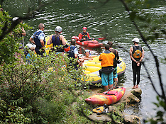 Rotorua-Search for missing person in Kaituna River
