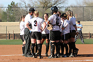 OC Softball vs Oklahoma Baptist - 3/28/2006