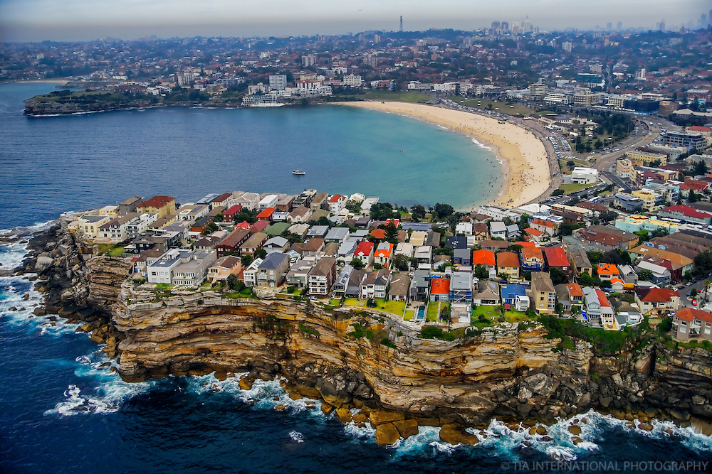 North Bondi Rocks & Bondi Beach