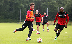 Bobby Reid of Bristol City takes part in Pre-Season Training ahead of the Sky Bet Championship Season - Mandatory by-line: Robbie Stephenson/JMP - 29/06/2016 - FOOTBALL - Bristol City Training Ground - Bristol, United Kingdom - Bristol City - Bristol City Pre-Season Training