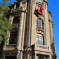 Intendencia de Santiago Building in Santiago, Chile<br />