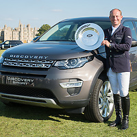 Jumping - Land Rover Burghley Horse Trials 2015