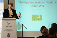 HCF High Sheriff of Hertfordshire Awards