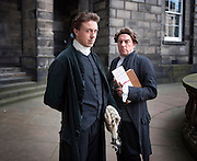 &copy;&nbsp;Shed Media Scotland / Twenty Twenty Productions for BBC<br /> ' Garrow's Law' <br /> May 2009 Production &amp; Publicity Still Photography<br /> -