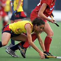 17 Belgium vs Spain W