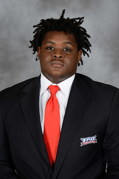 2015-16 FAU Athletics Head Shots