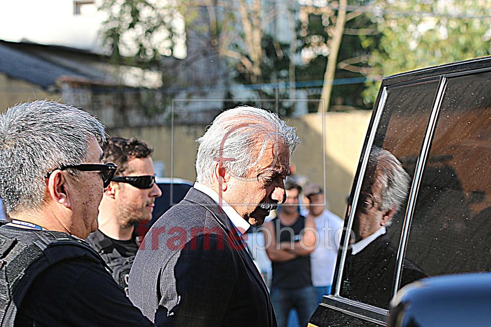 Curitiba(PR)21/09/2015 Corpo de delito. O empresário José Antunes Sobrinho, sócio-diretor da Engevix foi encaminhado nonesta tarde (21) ao IML da capital paranaense para exame de Corpo de Delito.Foto Gisele Pimenta/ Frame