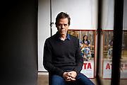 Andrés Wood Montt (Santiago, 14 de septiembre de 1965) es un director de cine chileno conocido principalmente por películas como Historias de Futbol, Machuca y Violeta se fue a los cielos, basada en la biografía de Violeta Parra. Santiago de Chile, 17-10-16 (©Alvaro de la Fuente/Triple.cl)