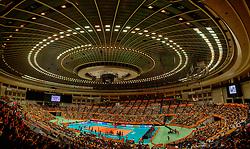 14-10-2018 JPN: World Championship Volleyball Women day 15, Nagoya<br /> Japan - Serbia / Nippon Gaishi Hall