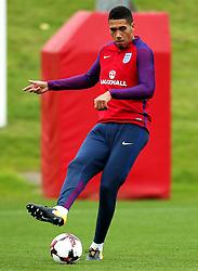 England's Chris Smalling - Mandatory by-line: Matt McNulty/JMP - 29/08/2017 - FOOTBALL - St George's Park National Football Centre - Burton-upon-Trent, England - England Training and Press Conference