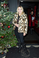 Ali Bastian,Made In Chelsea - perfume launch, Raffles, 287 King's Road, Chelsea, London UK, 09 December 2013, Photo by Raimondas Kazenas