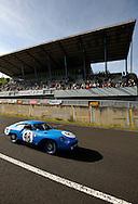 21/09/08 - CHARADE - PUY DE DOME- FRANCE - 50e Anniversaire de la creation du circuit de Charade - Photo Jerome CHABANNE