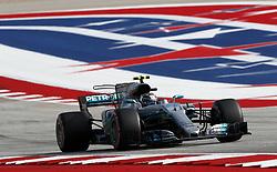 October 21, 2017 - Austin, United States of America - Motorsports: FIA Formula One World Championship 2017, Grand Prix of United States, ..#77 Valtteri Bottas (FIN, Mercedes AMG Petronas F1 Team) (Credit Image: © Hoch Zwei via ZUMA Wire)