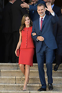 091317 Spanish Royals Attend the Delivery of the National Culture Awards