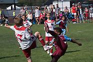 Boys 2009 GoldMRFC B09 Riggs vs PacNW B09 Maroon