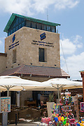 Cyprus, Paphos, Bay of Paphos Cyprus Port Authority Building