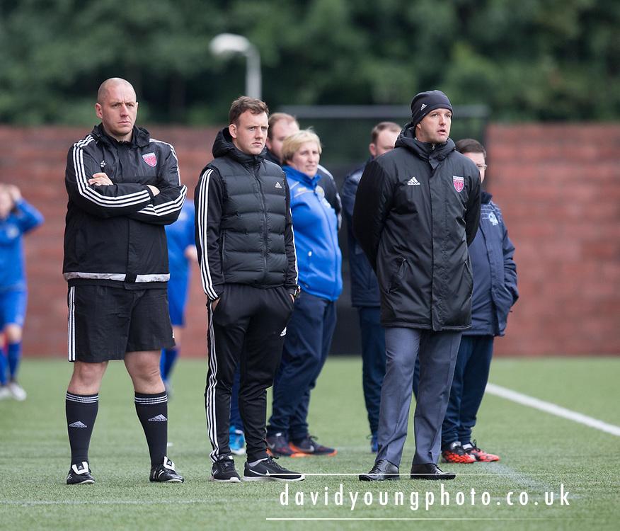 - Cumbernauld Colts Ladies v Forfar Farmington in the SSE Scottish Women's Cup quarter final at Broadwood Stadium, Cumbernauld<br /> <br />  - &copy; David Young - www.davidyoungphoto.co.uk - email: davidyoungphoto@gmail.com