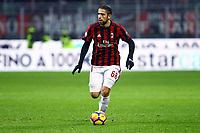Ricardo Rodriguez  - Milan - Milan-Inter - Coppa Italia Tim Cup