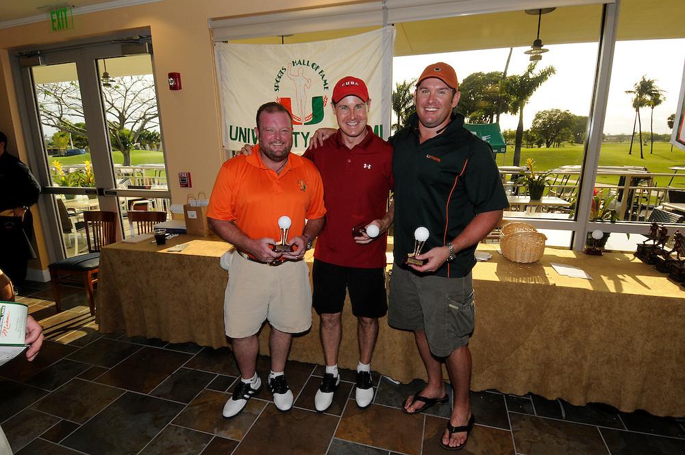 2010 University of Miami Sports Hall of Fame Golf Tournament