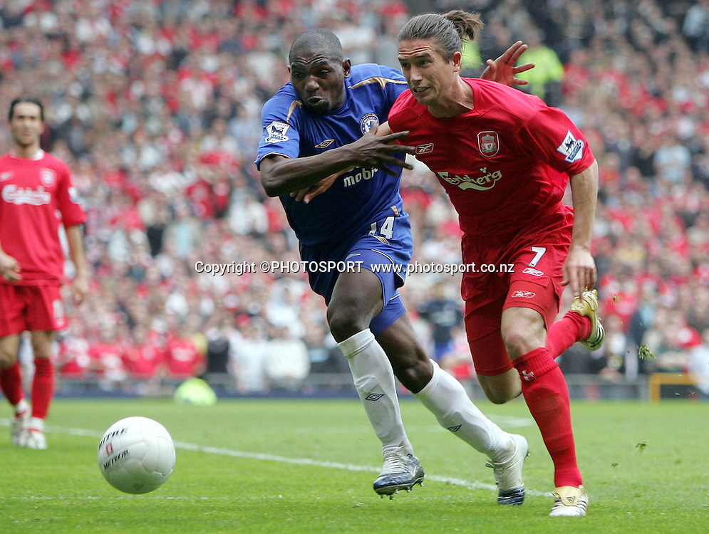 22/04/2006 FA Cup Semi-Final - Chelsea v Liverpool.<br />