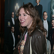 2019, September 10. Pathe Tuschinski, Amsterdam, the Netherlands. Coosje Smid at the dutch premiere of Downtown Abbey.