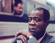Louis Armstrong Collection: Fried went on tour capturing never seen photos of every aspect including