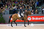 Marcela Krinke Susmeij - Smeyers Molberg<br /> Indoor Brabant 2014<br /> © DigiShots