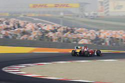 30.10.2011, Jaypee-Circuit, Noida, IND, F1, Grosser Preis von Indien, Noida, im Bild Fernando Alonso (ESP),  Scuderia Ferrari // during the Formula One Championships 2011 Large price of India held at the Jaypee-Circui 2011-10-30  Foto © nph / Dieter Mathis