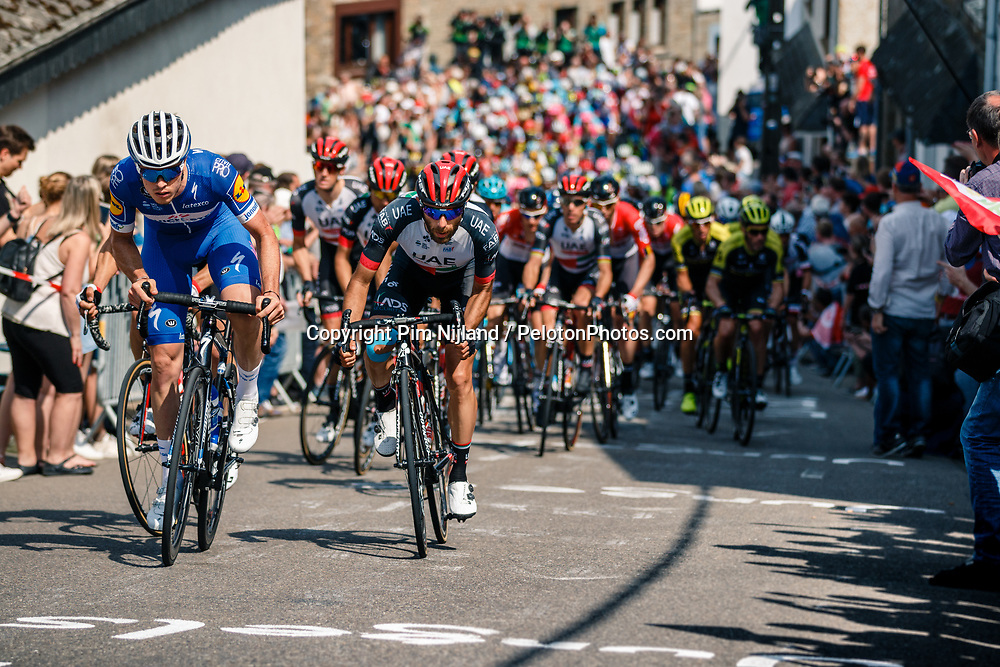 2018  Liège-Bastogne-Liège, Belgium, 22 April 2018, Photo by Pim Nijland / PelotonPhotos.com | All photos usage must carry mandatory copyright credit (Peloton Photos | Pim Nijland)