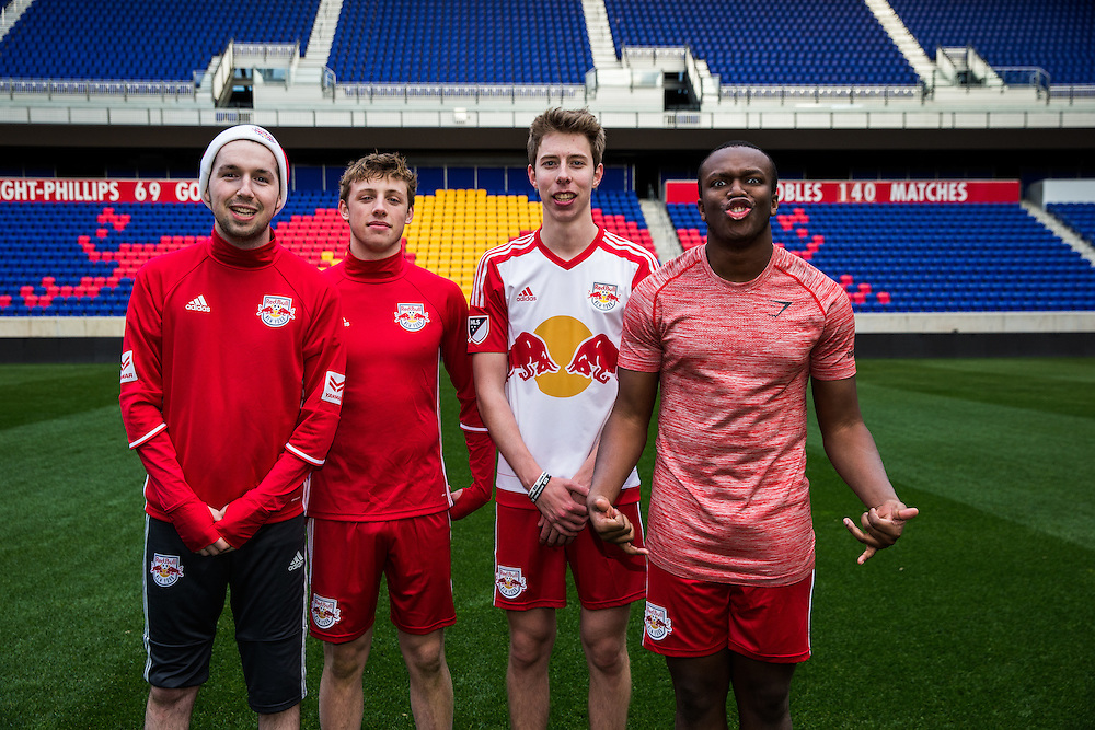 HARRISON, NJ - DECEMBER 03:  at Red Bulls Arena on December 3, 2016  (Photo By: Rob Tringali)