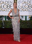 HEIDI KLUM @ the 73rd Annual Golden Globe awards held @ the Beverly Hilton hotel.<br /> ©Exclusivepix Media