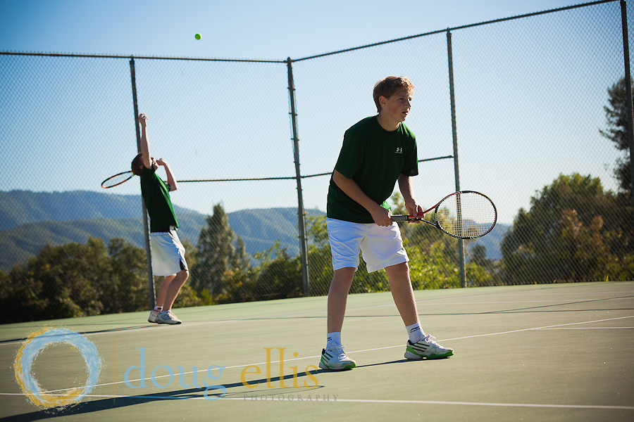 Thacher Boys Varsity Tennis