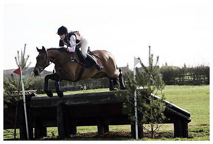 Buckingham Riding Club Eventer Trials at Milton Keynes Riding Club..5-4-2009.98