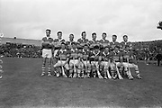03/09/1967<br /> 09/03/1967<br /> 3 September 1967<br /> All-Ireland Senior Hurling Final: Kilkenny v Tipperary at Croke Park, Dublin.<br /> The Tipperary team.